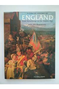 Книга A concise history of England