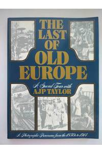 Книга The last of Old Europe