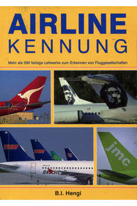 Книга Airline Kennung